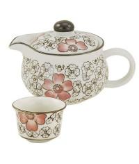 Sita porcelán čajová súprava