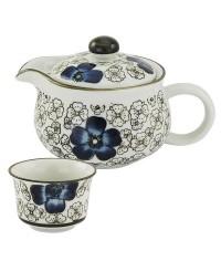 Toši porcelán čajová súprava