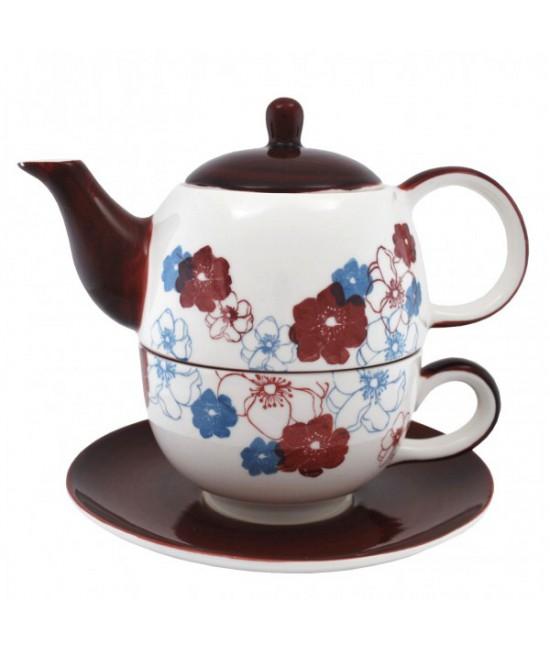 Eliana 0,4l čajová súprava pre 1 osobu