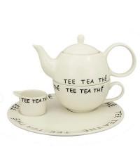 Navina porcelán čajová súprava pre 1 osobu