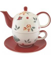 Romantik 0,4l čajová súprava pre 1 osobu