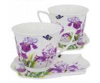 Arzana porcelán čajová súprava pre 2 osoby