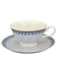 Koryntia 0,22l porcelán čajová súprava pre 2 osoby
