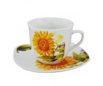 Lucinka porcelán čajová súprava pre 2 osoby