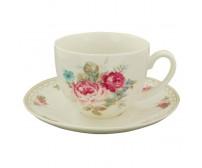 Pretty porcelán čajová súprava pre 2 osoby