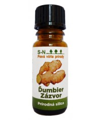 Ďumbier - zázvor (5 ml) éterický olej