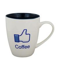 Like hrnček na kávu 0,38l porcelán