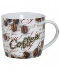 Coffee hrnček na kávu 0,3l porcelán