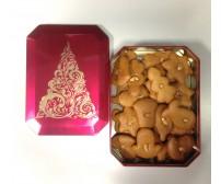 ***Vianočná ponuka*** MEDOVNÍKY vo vianočnej dóze 285g