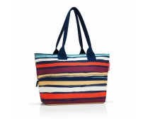 Taška Reisenthel Shopper e1 Artist Stripes