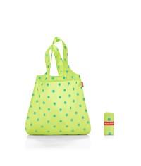 Nákupná taška Reisenthel Mini Maxi Lemon Dots