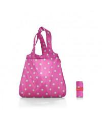 Nákupná taška Reisenthel Mini Maxi Shopper Magenta Dots