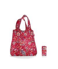 Nákupná taška Reisenthel Mini Maxi Shopper Paisley Ruby