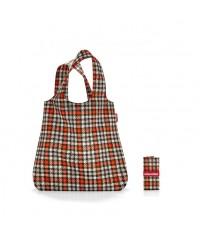 Nákupná taška Reisenthel Mini Maxi Shopper Glencheck Red