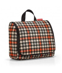 Kozmetická taška XL Reisenthel Glencheck Red