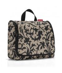 Kozmetická taška XL Reisenthel Baroque Taupe