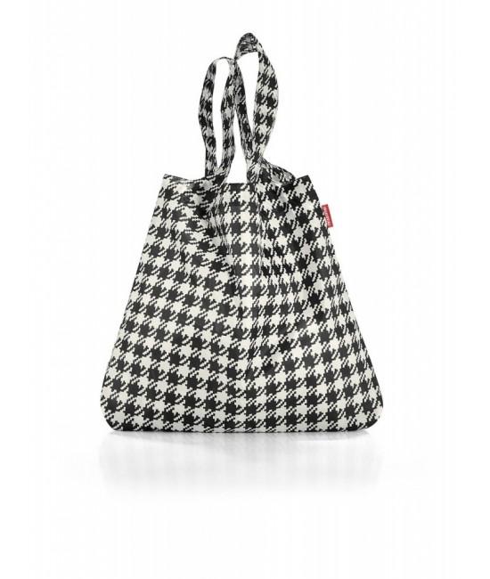 Nákupná taška Reisenthel Mini Maxi Shopper Fifties Black