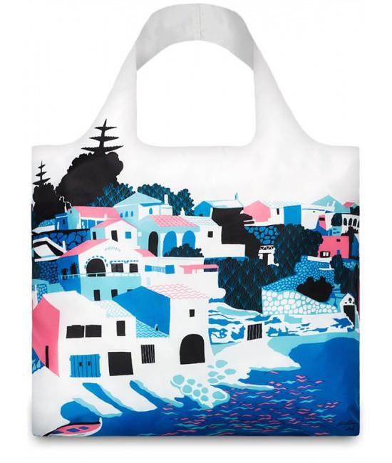Nákupná taška LOQI Artists Bay