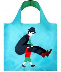 Nákupná taška LOQI Artists Carry Me
