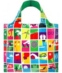 Nákupná taška LOQI Artists Games