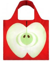 Nákupná taška LOQI Frutti Apple