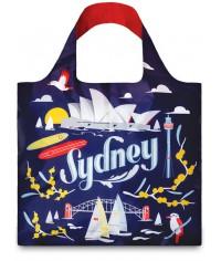 Nákupná taška LOQI Urban Sydney