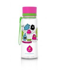Fľaša EQUA Pink Monsters, 600 ml
