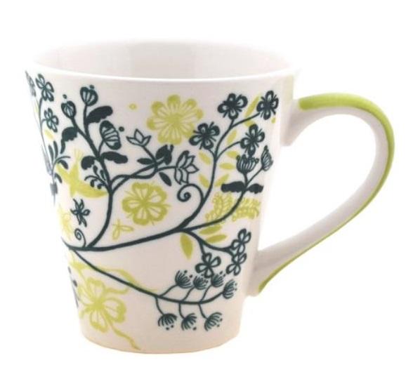 Hrnčeky, šálky na čaj